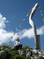Sili_Dachstein_Tibetischegebete